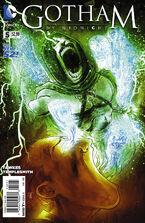 Gotham by Midnight Vol 1-5 Cover-1