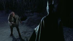 Batman vs Penguin 2