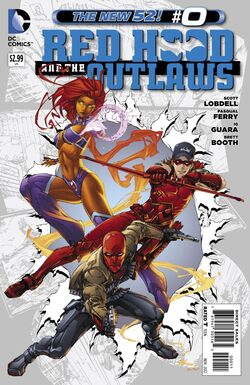 Red Hood and The Outlaws Vol 1-0 Cover-1