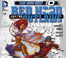 Red Hood and The Outlaws (Volume 1) Issue 0