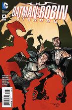 Batman and Robin Eternal Vol 1-4 Cover-1