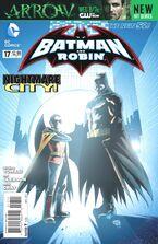 Batman and Robin Vol 2-17 Cover-1