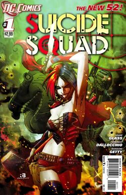 Suicide Squad Vol 4-1 Cover-1