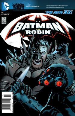 Batman and Robin Vol 2-7 Cover-1