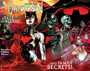 Batwoman Vol 1-19 Cover-1
