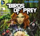 Birds of Prey (Volume 3) Issue 12