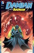Damian - Son of Batman Vol 1-2 Cover-1