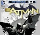 Batman (Volume 2) Issue 0