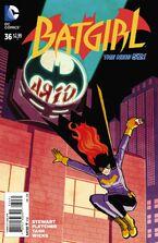 Batgirl Vol 4-36 Cover-2