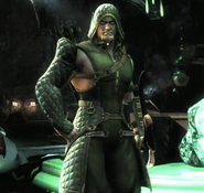 Green Arrow IGAU 2
