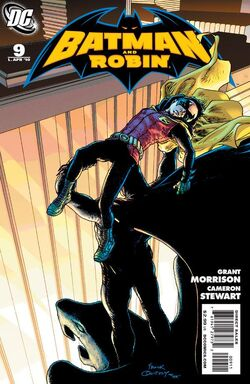 Batman and Robin-9 Cover-1