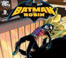 Batman and Robin (Volume 1) Issue 9