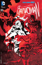 Batwoman Vol 1-23 Cover-1