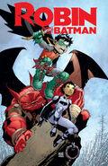 Robin Son of Batman Vol 1-13 Cover-3 Teaser