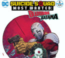 Suicide Squad Most Wanted: Deadshot/Katana (Volume 1) Issue 6