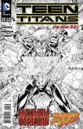 Teen Titans Vol 4-25 Cover-2