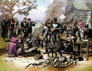 Batman Eternal Volume 1 Teaser Poster