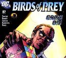 Birds of Prey Issue 87