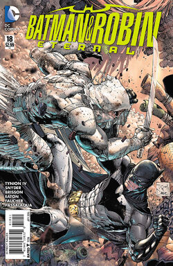 Batman and Robin Eternal Vol 1-18 Cover-1