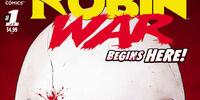 Robin War (Volume 1)/Gallery