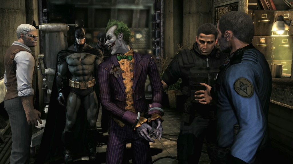 James Gordon (Arkhamverse) - Batman Wiki - Fandom powered ...