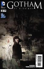 Gotham by Midnight Vol 1-3 Cover-2