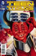 Teen Titans Vol 4-30 Cover-2