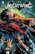 Nightwing Vol 3-28 Cover-1