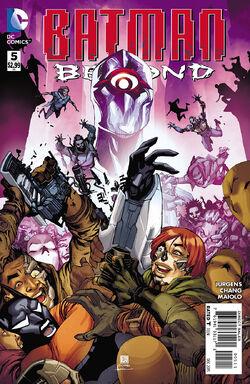 Batman Beyond Vol 6-5 Cover-1