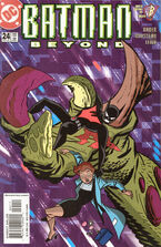 Batman Beyond v2 24 Cover