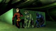 Robin leads 2