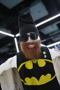 SDCC2014-Batman-Cape-Cowl create Art Exhibit 452635970