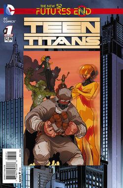 Teen Titans Futures End Vol 5-1 Cover-2