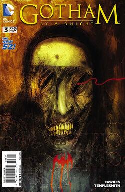 Gotham by Midnight Vol 1-3 Cover-1