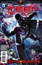 Teen Titans Vol 4-20 Cover-1