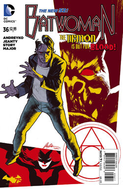 Batwoman Vol 1-36 Cover-1