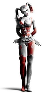 Harley Quinn AC Portrait