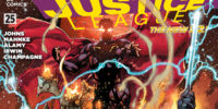 Justice League (Volume 2) Issue 25