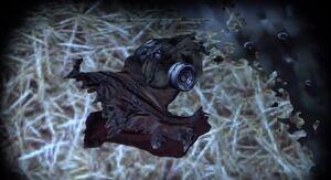 Scarecrow-mask