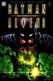 Batman Aliens 2