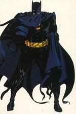 90s Batman No Shorts 1
