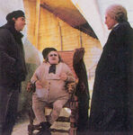 Batman Returns - Burton, DeVito and Walken