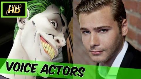 Batman The Telltale Series Voice Actors VoiceActors