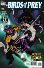 Birds of Prey 94c