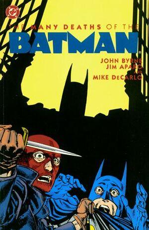 Batman The Many Deaths of the Batman