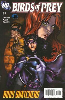 Birds of Prey 91c