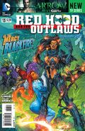 Red Hood and The Outlaws Vol 1-13 Cover-1