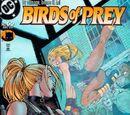 Birds of Prey Issue 60