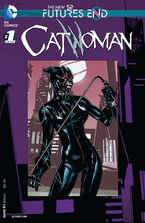 Catwoman Vol 4 Futures End-1 Cover-1
