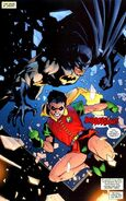 Batman and Jason Todd